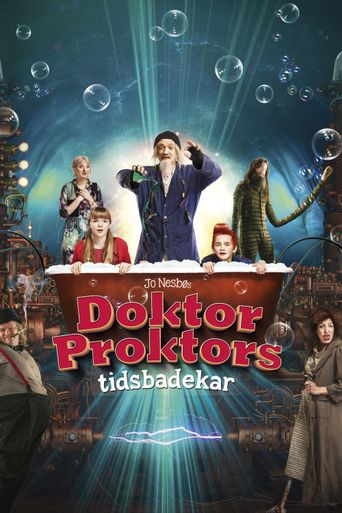 Doctor Proctor: Bubble in the Bathtub Poster