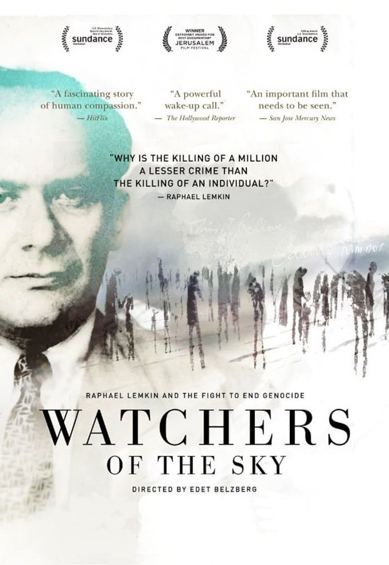 Watchers of the Sky Poster