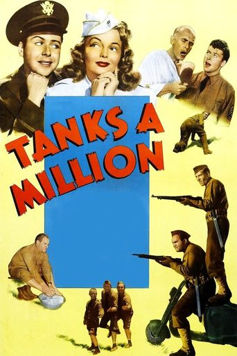 Tanks a Million Poster