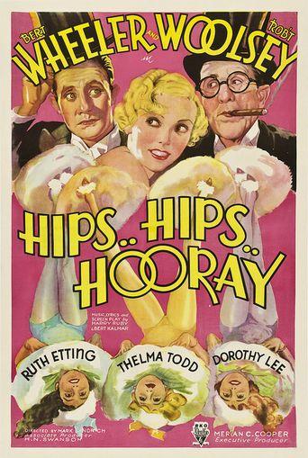 Hips, Hips, Hooray! Poster