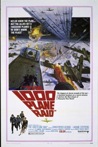 The Thousand Plane Raid Poster