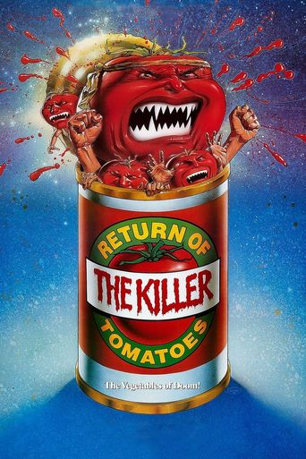 Return of the Killer Tomatoes! Poster