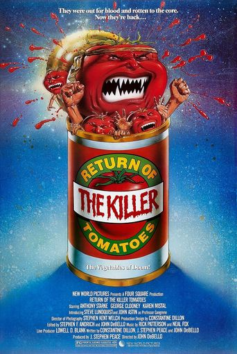 Watch Return of the Killer Tomatoes!