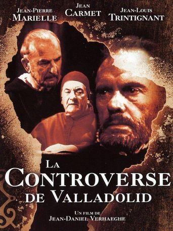 La Controverse de Valladolid Poster