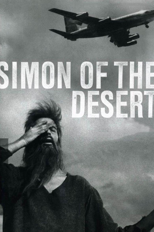 Simon of the Desert Poster