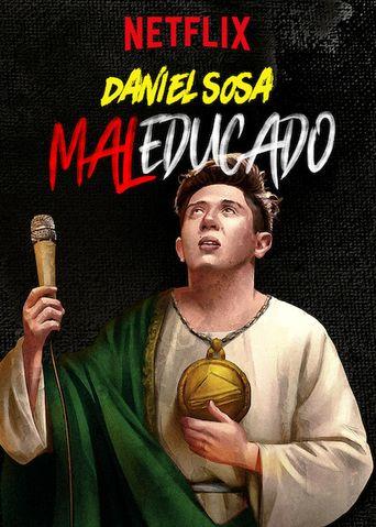 Daniel Sosa: Maleducado Poster