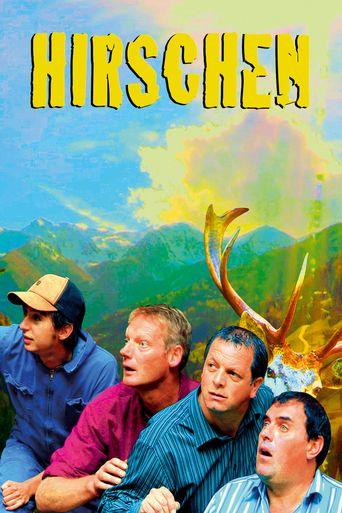 Hirschen - Da machst was mit! Poster