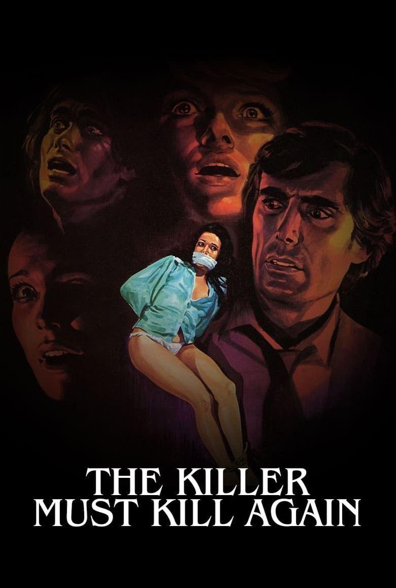 The Killer Must Kill Again Poster