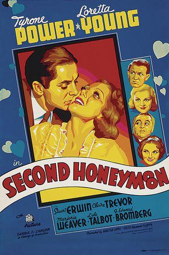 Second Honeymoon Poster