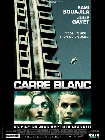 Carré Blanc Poster