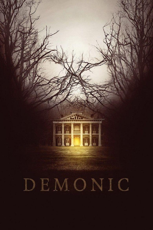 Demonic Poster