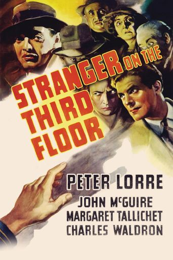 Watch Stranger on the Third Floor