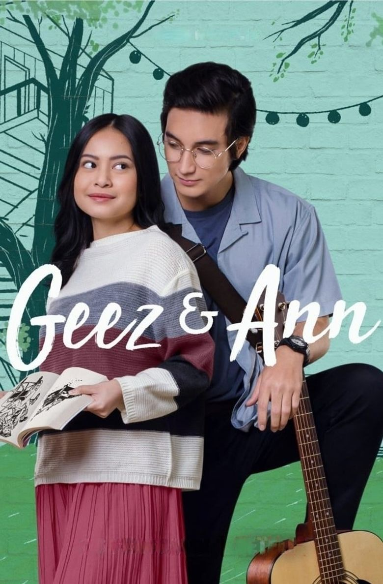 Geez & Ann Poster