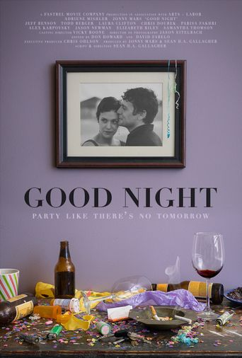 Good Night Poster