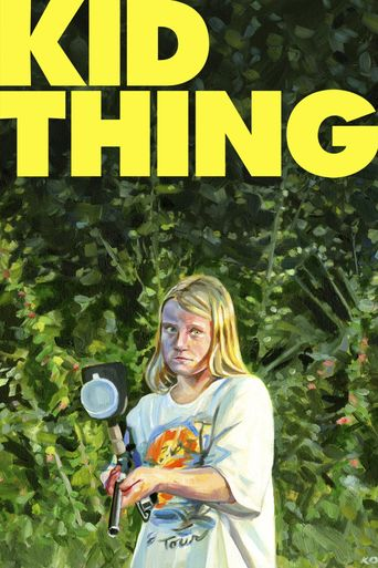 Kid-Thing Poster