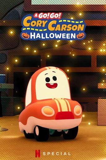 A Go Go Cory Carson Halloween Poster
