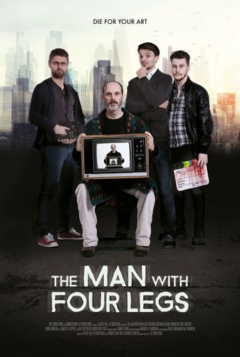 The Man with Four Legs Poster