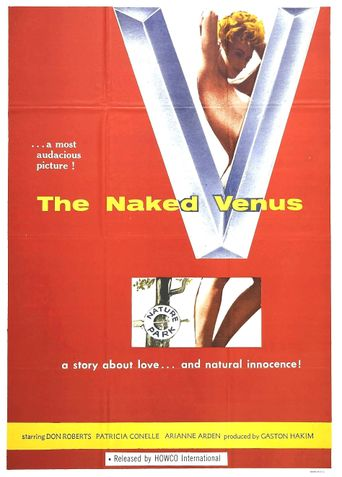 The Naked Venus Poster