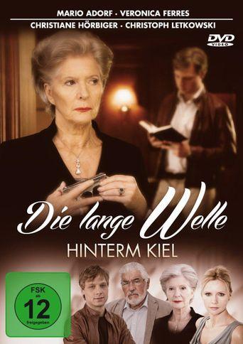 Die lange Welle hinterm Kiel Poster