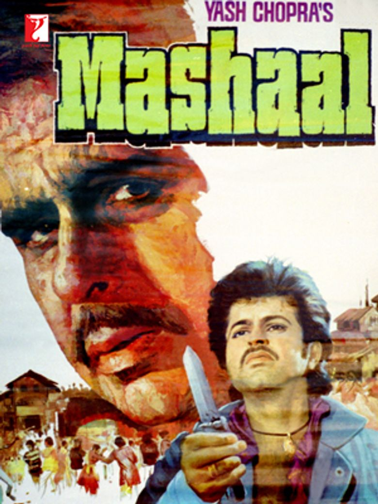 Mashaal Poster
