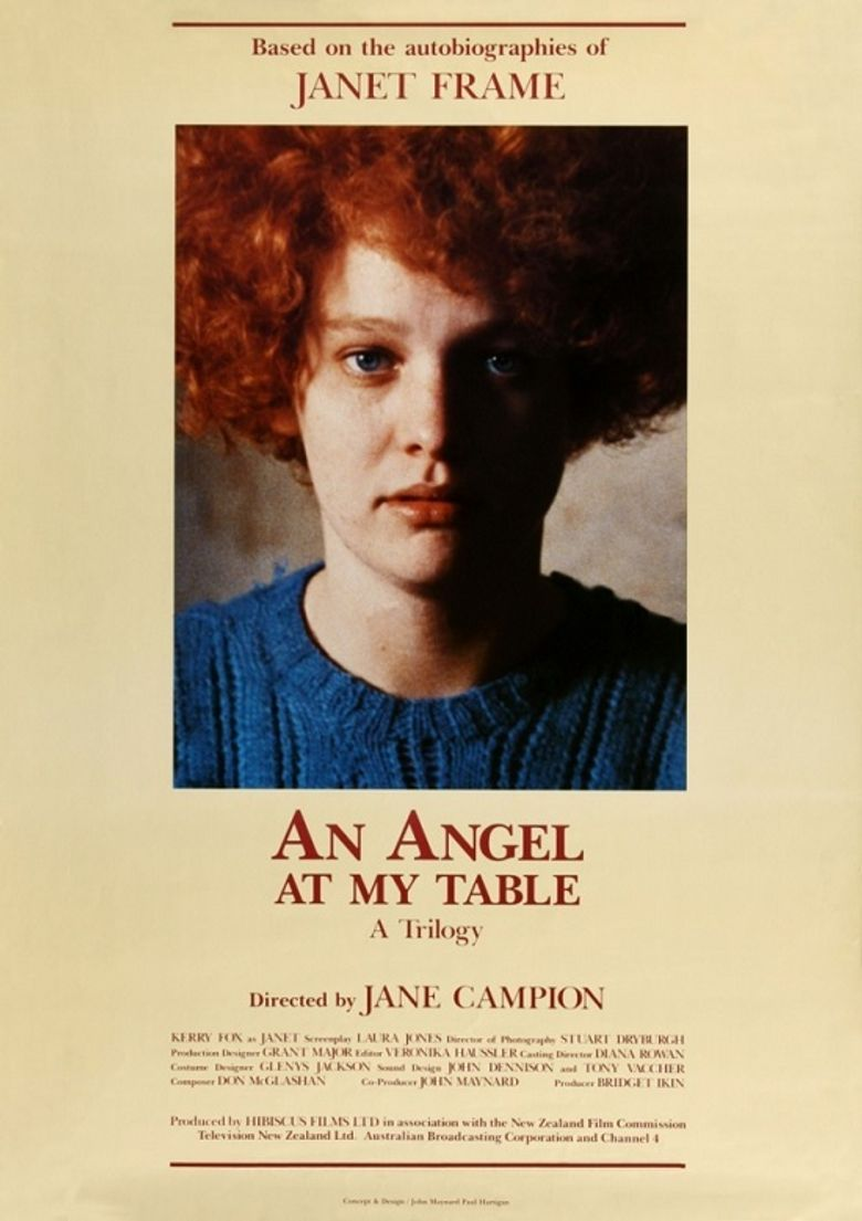 An Angel at My Table Poster