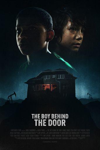 The Boy Behind the Door Poster