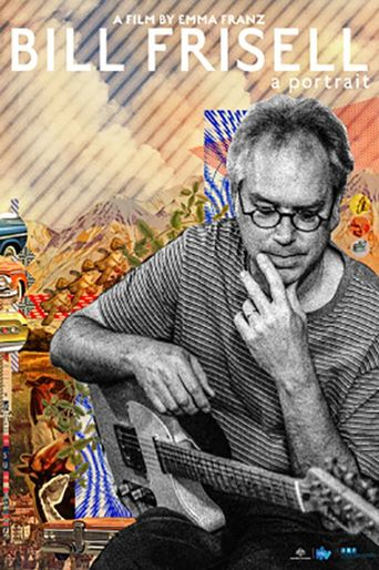 Bill Frisell: A Portrait Poster