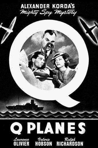 Q Planes Poster