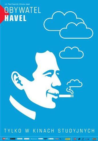 Občan Havel Poster