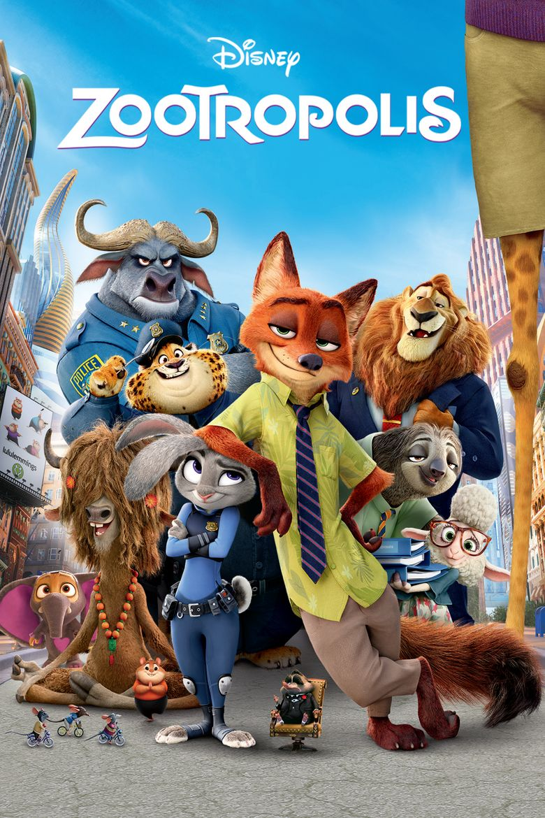 Watch Zootopia