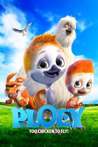 Ploey: You Never Fly Alone Poster