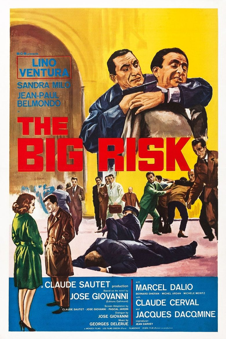 The Big Risk Poster