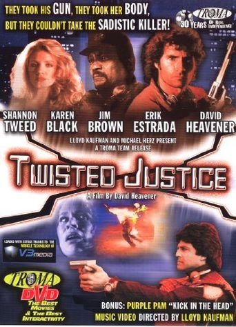 Twisted Justice Poster