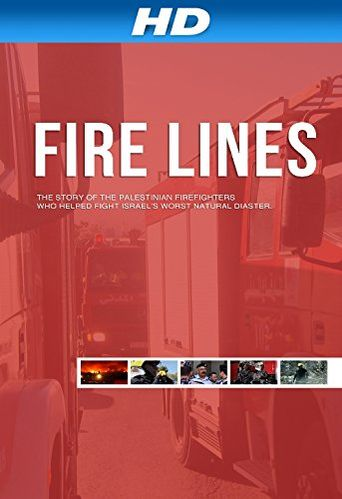 Fire Lines Poster