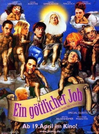A Goddamn Job Poster