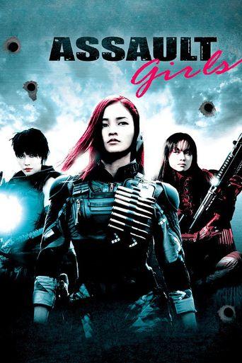 Assault Girls Poster