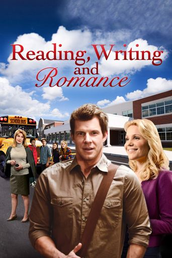 Reading, Writing & Romance Poster