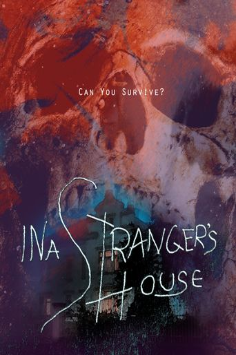 In a Stranger's House Poster