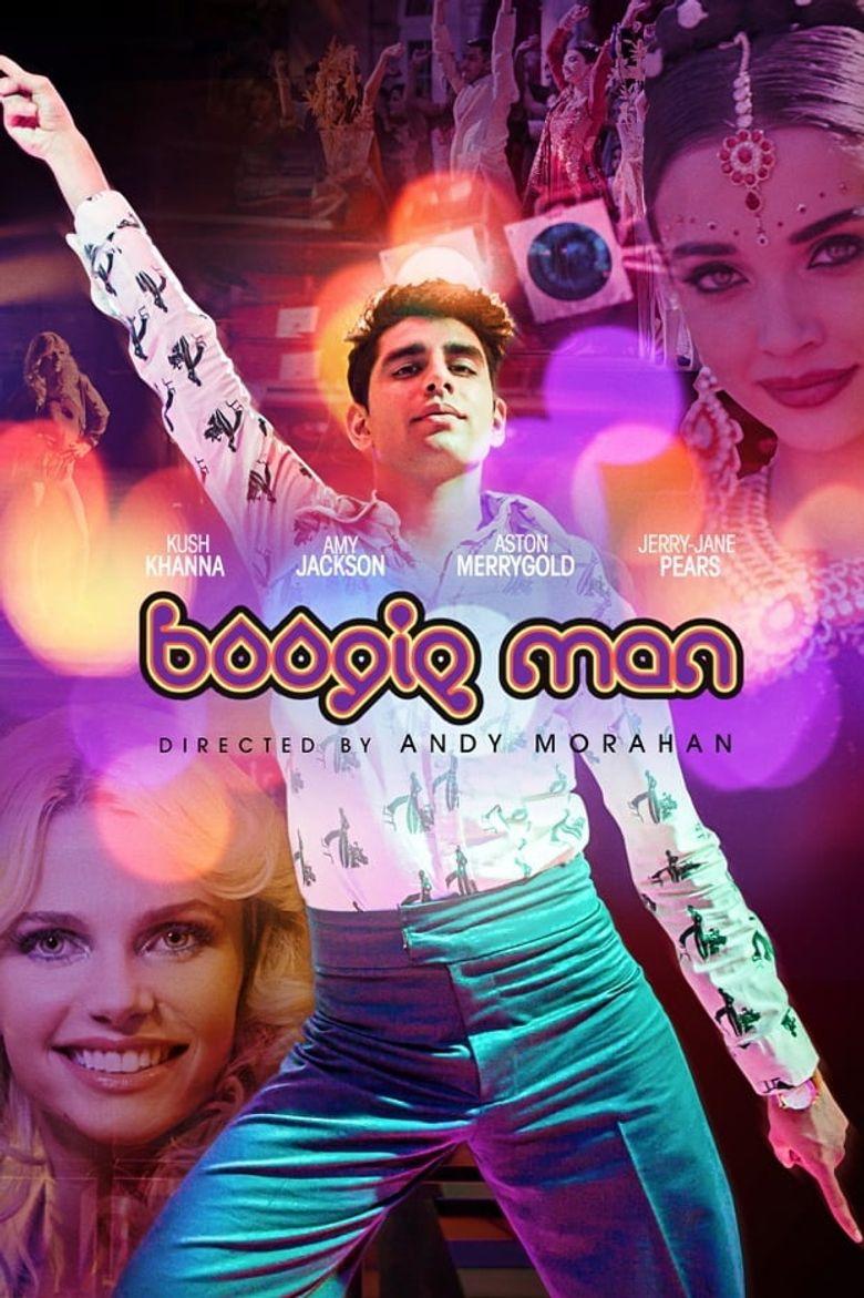 Boogie Man Poster
