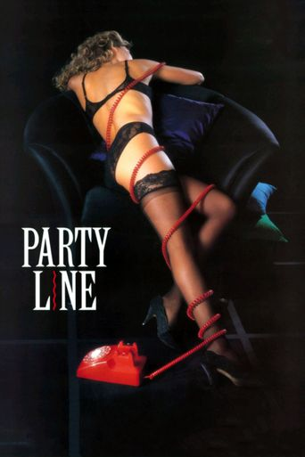 Party Line Poster