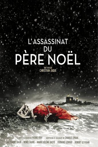 Who Killed Santa Claus? Poster