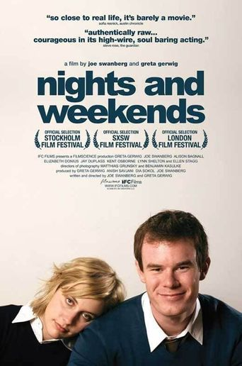 Nights and Weekends Poster