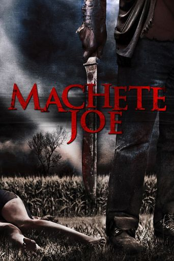 Machete Joe Poster