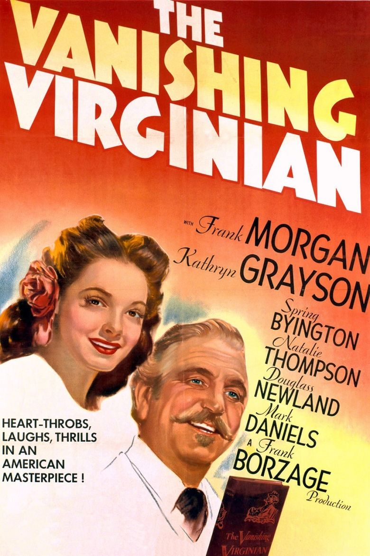 The Vanishing Virginian Poster