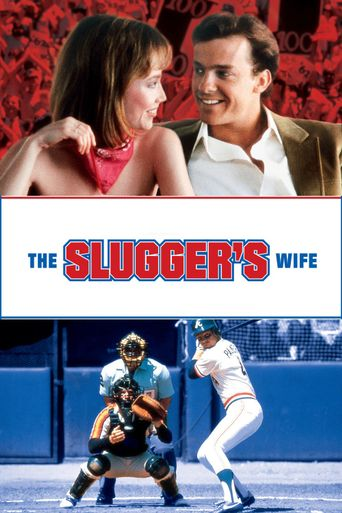 The Slugger's Wife Poster