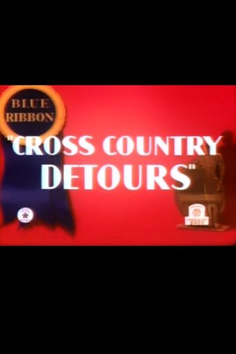 Cross Country Detours Poster