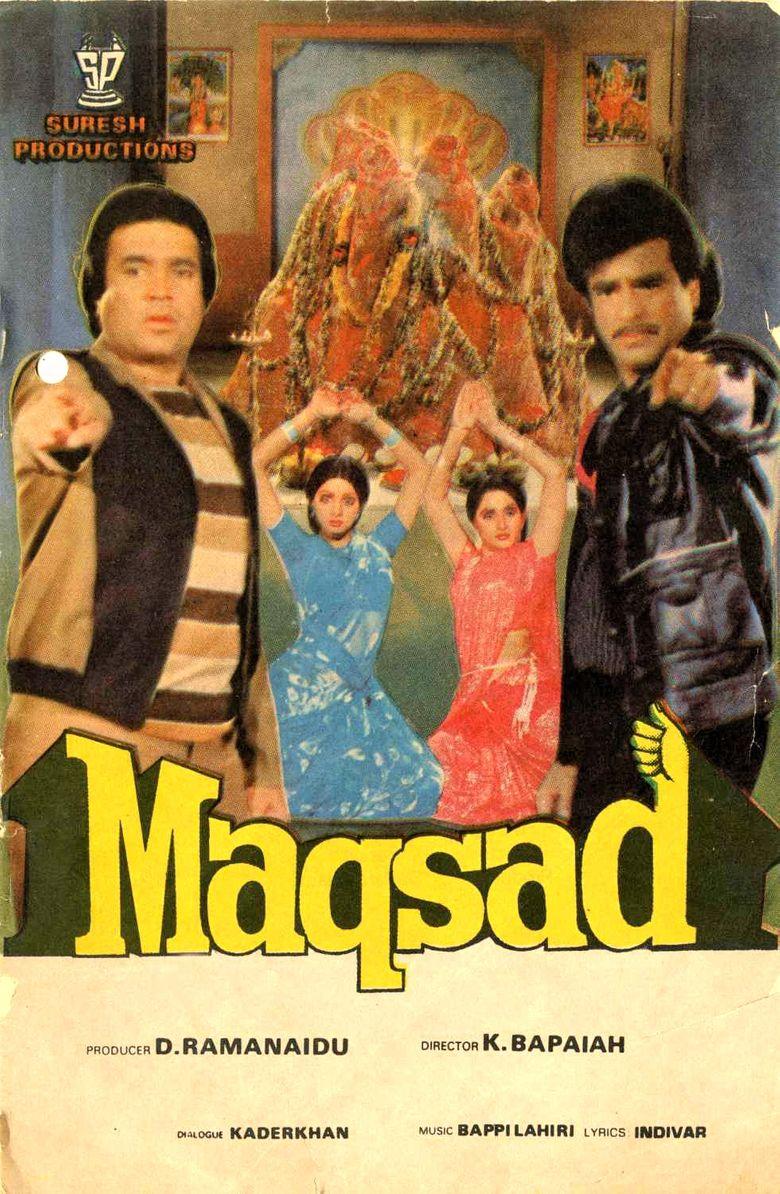 Maqsad Poster