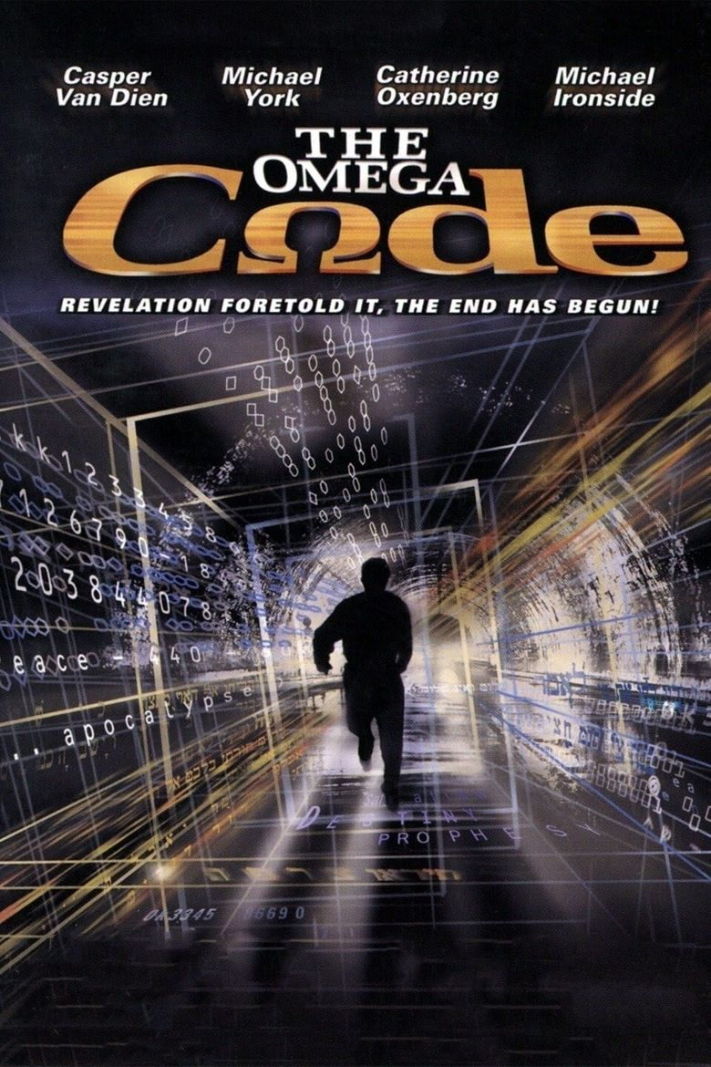 The Omega Code Poster