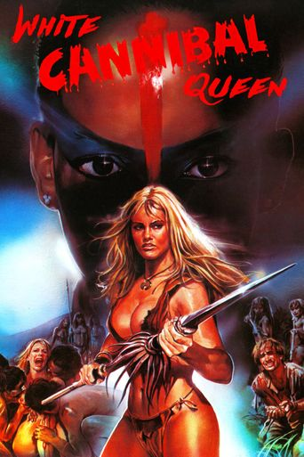 White Cannibal Queen Poster