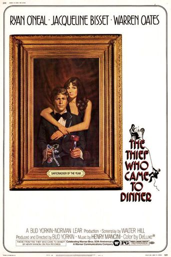 The Thief Who Came to Dinner Poster